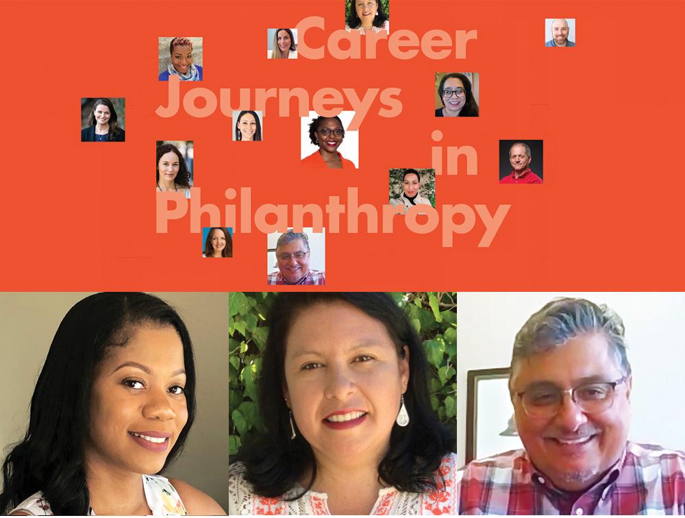 Career Journeys in Philanthropy